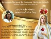 IV Jornada Mariana 2017 Flávia Muniz
