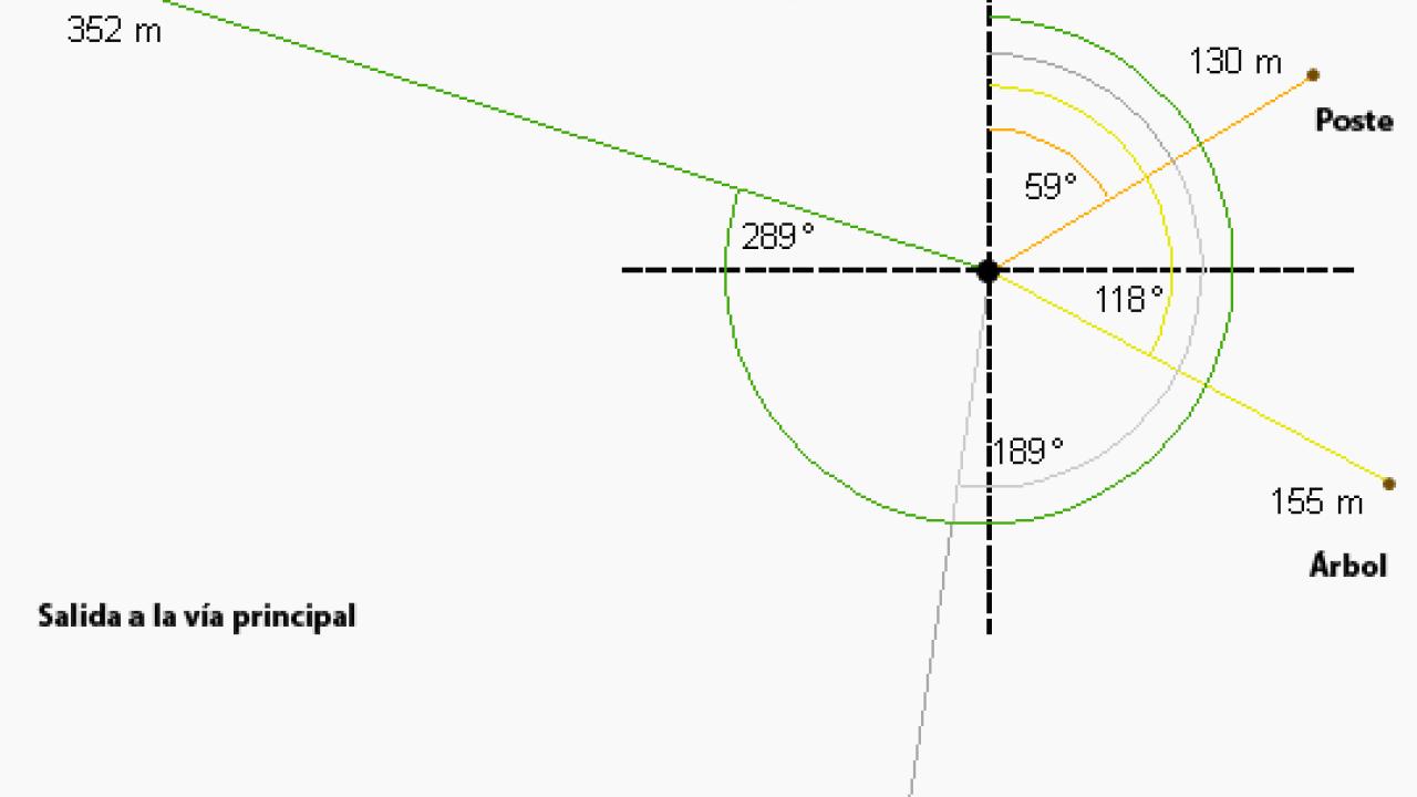 Dibujar Datos De Un Levantamiento Topográfico En Arcgis El