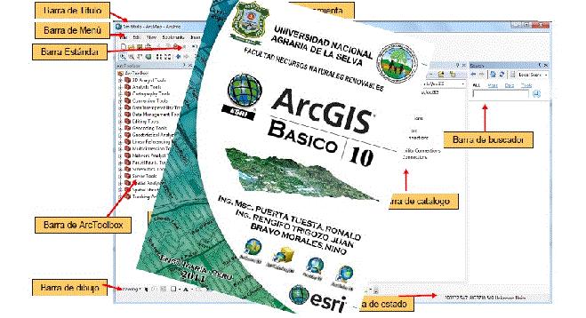 Manual De Arcgis 10 En Espanol Pdf El Blog De Franz