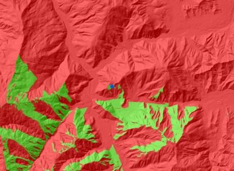 Mapa de visibilidad