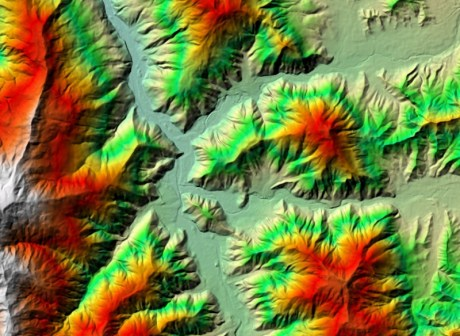 Shaded Relief