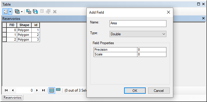 How to calculate the area, perimeter or length in ArcGIS? – GeoGeek