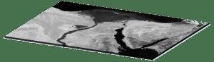 Imagen de radar de apertura sintética
