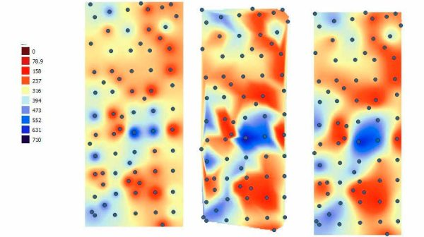 ¿Cómo seleccionar el mejor método de interpolación?