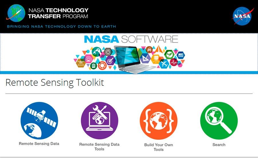 NASA Remote Sensing Toolkit