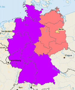 Germany-East-West