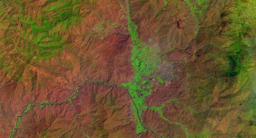 Agricultura Sentinel-2A-11-8-2
