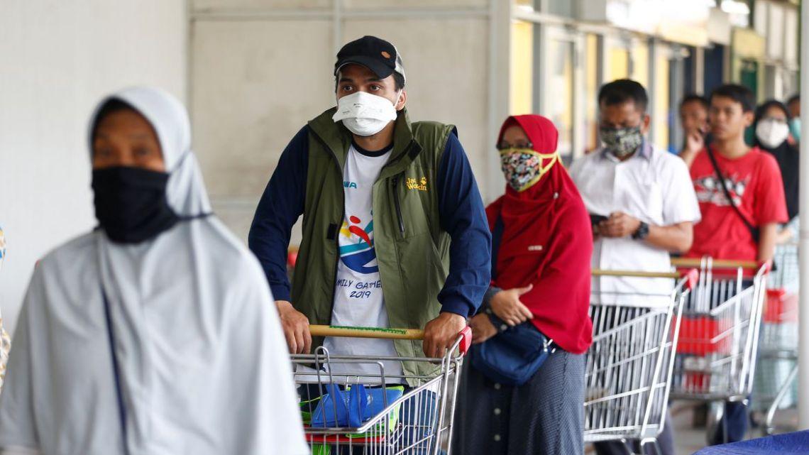 América do Sul registra mais de 58 mil casos de covid-19