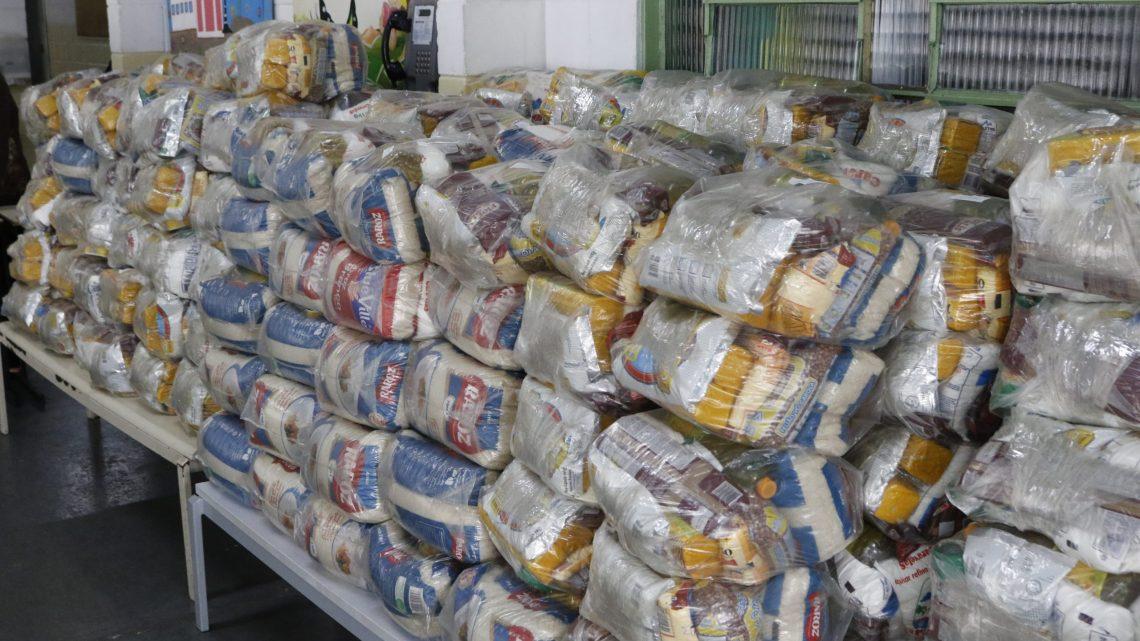 Prefeitura de Jandira inicia entrega da segunda remessa dos itens da merenda