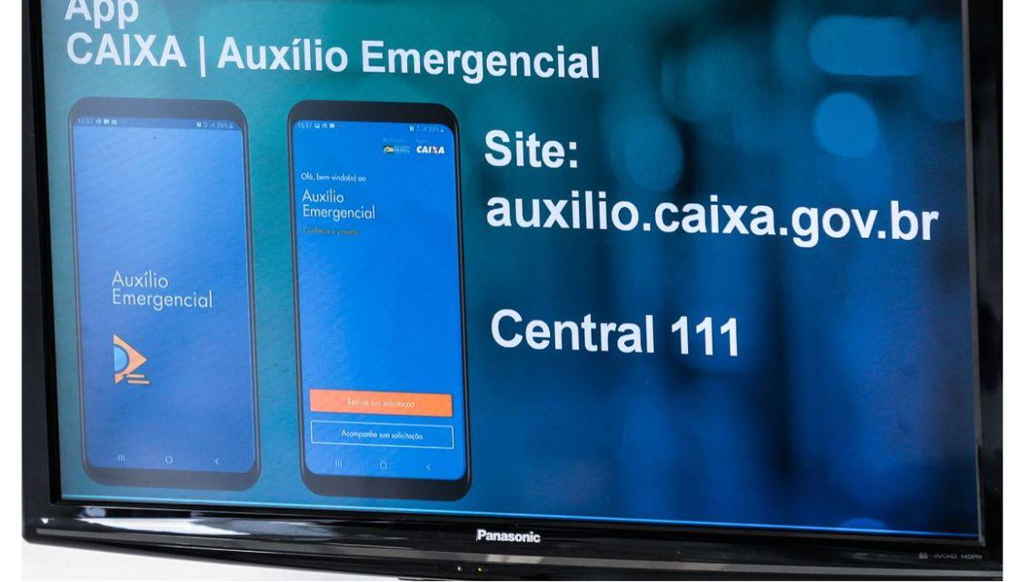 Cerca de 12,4 milhões devem refazer cadastro no auxílio emergencial