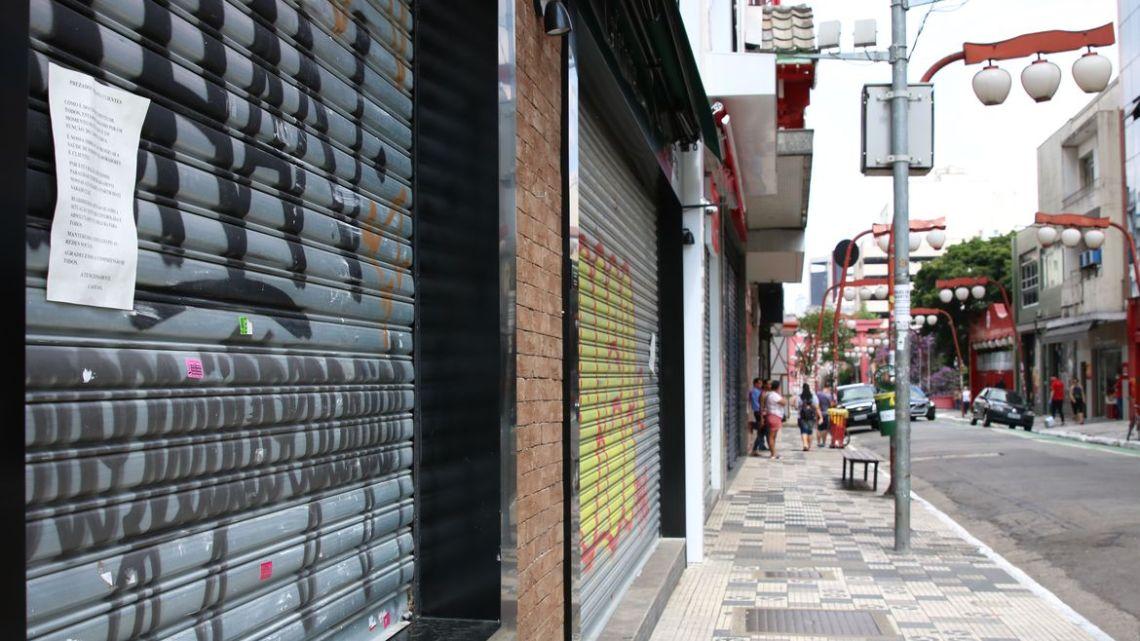 Doria estende quarentena em São Paulo até 31 de maio