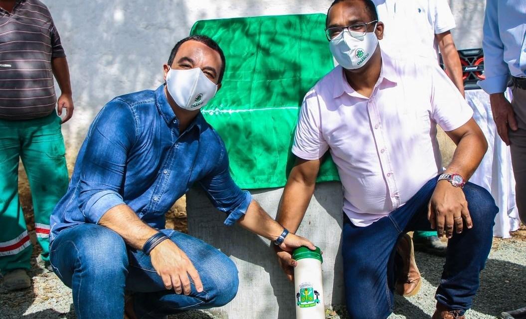 Prefeitura inicia construção de CEMEI no Jaguaribe
