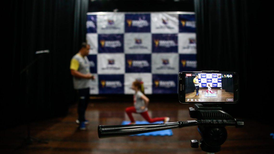Prefeitura de Santana de Parnaíba realiza vídeo aulas sobre dicas de atividades físicas em casa