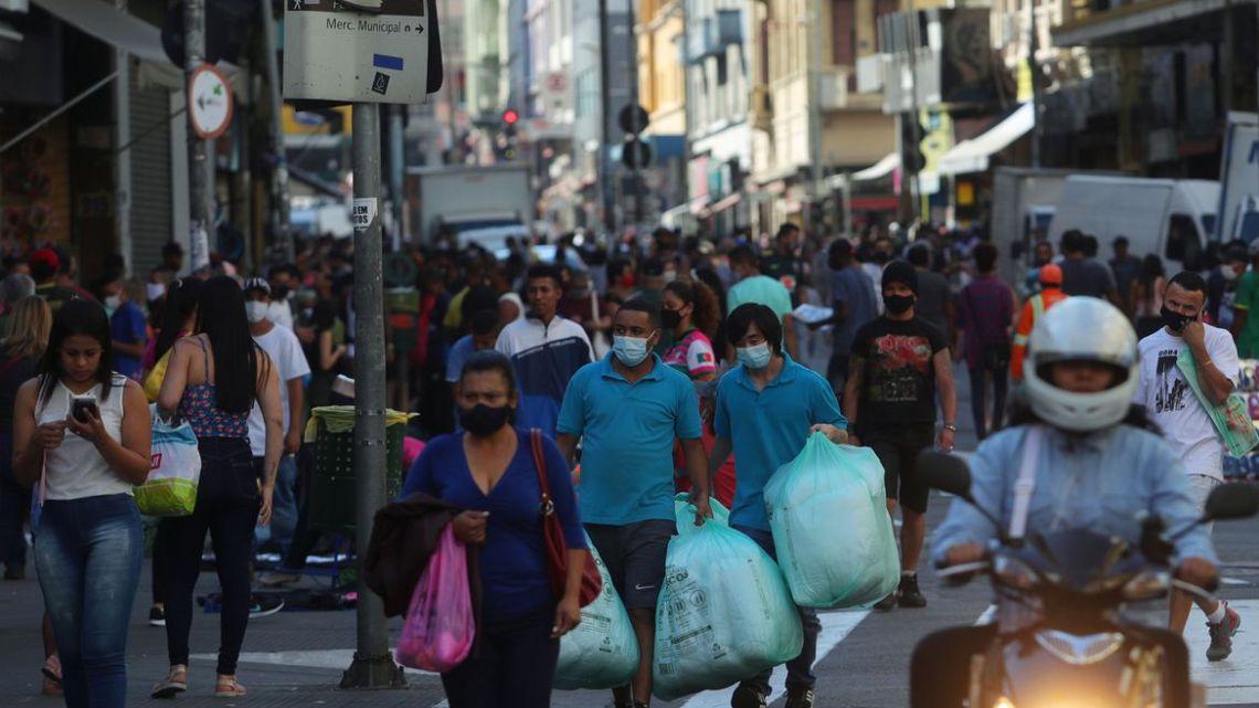 Inquérito aponta que 9,5% da população paulistana já teve covid-19