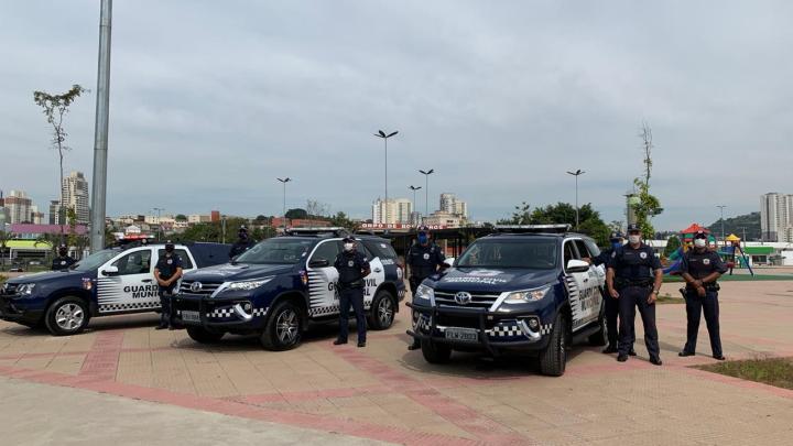 Guarda garante segurança na quarentena e crimes caem 58% em Barueri