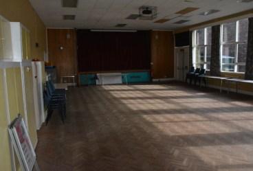 Rear Hall - Room 4
