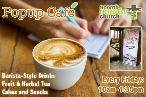 Popup Cafe