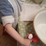 Bicarb and Baking Powder measured