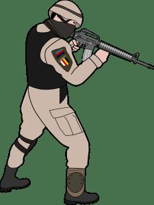 Pixabay army man