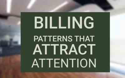 Webinar: Billing Patterns that Attract Attention