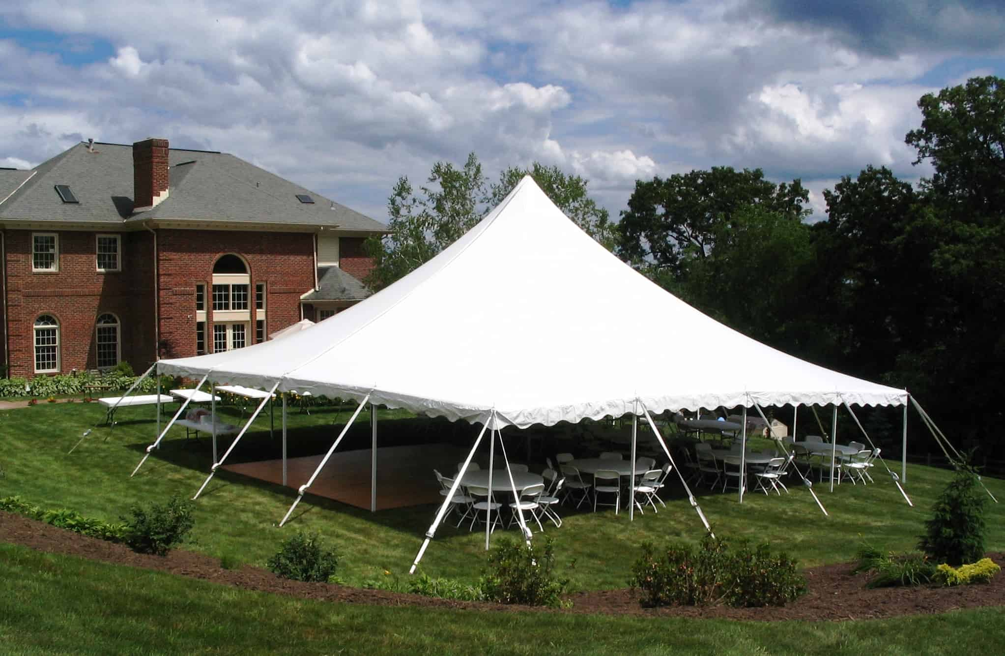 Dewitt Tent Rental