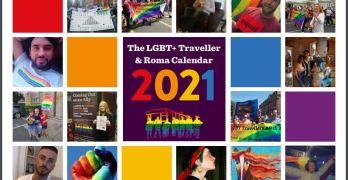 The LGBT+ Traveller & Roma Calendar