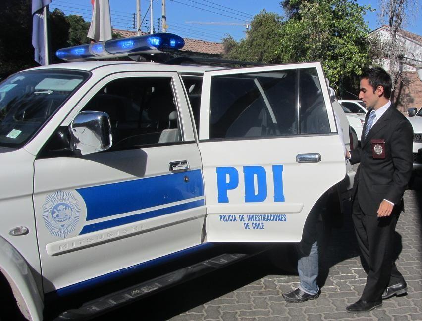 Detienen a carabineros y otras 3 personas por venta y tráfico de armamento ilegal en San Felipe