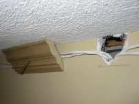 How to Install Speaker Wire Behind Crown Molding - A ...