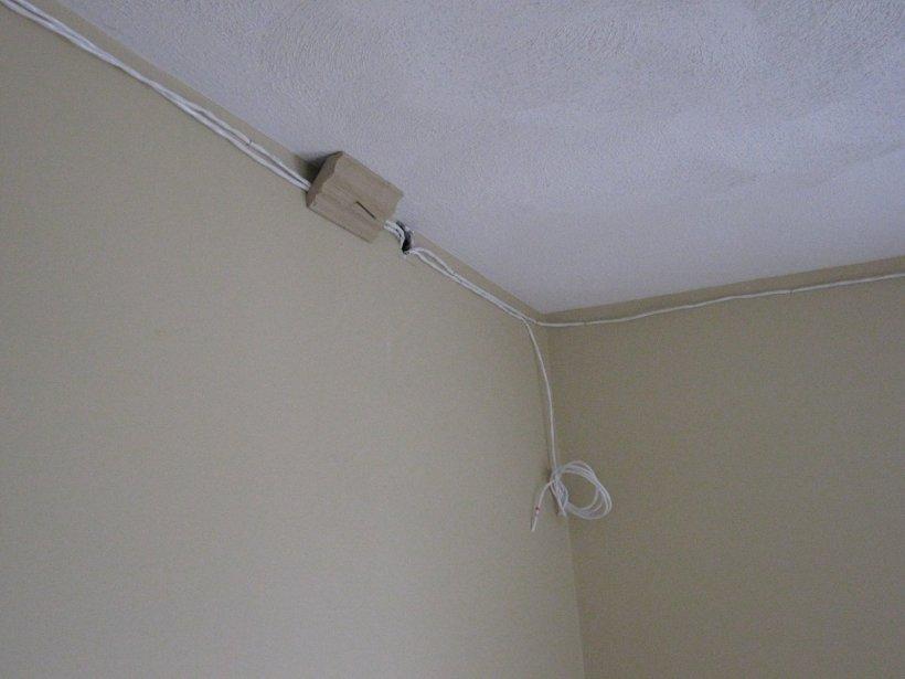 How To Run Speaker Wire Along Ceiling Www Energywarden Net