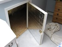 How To Insulate A Crawlspace Door