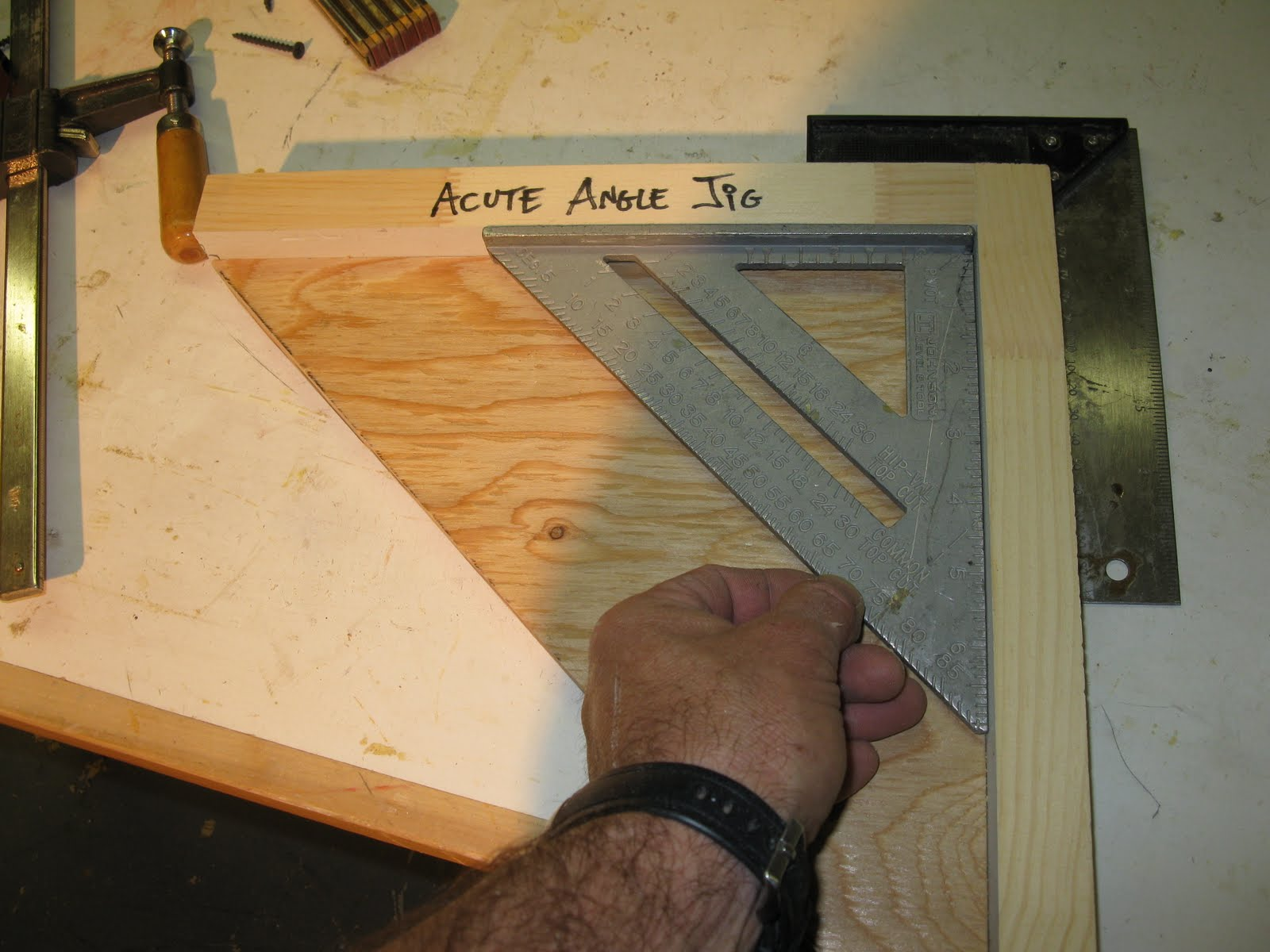How To Cut Angles Greater Than 45 Degrees On A Miter Saw