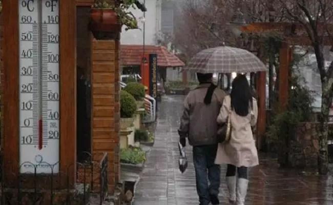 Semana mais fria do ano terá temperaturas negativas de até -2º em Gramado e Canela