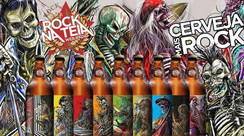 Cervejas do IPA Rock Fest!