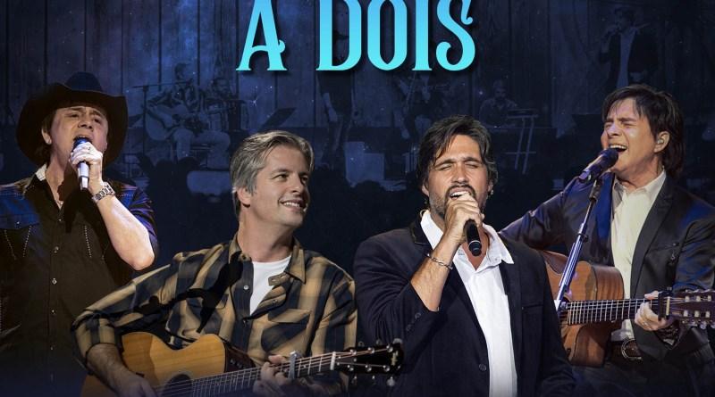 Solidão a dois é a faixa inédita do novo DVD de Victor e Léo