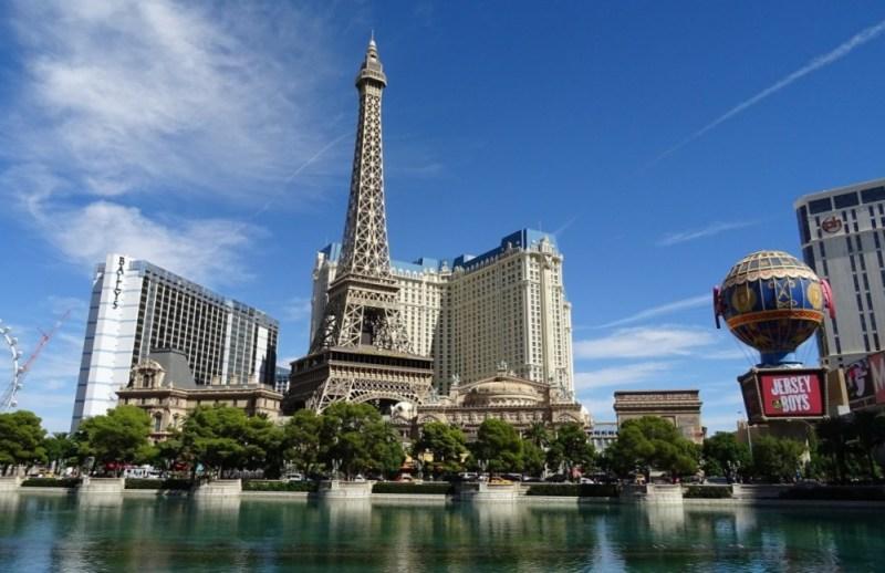Las Vegas Hotel Paris