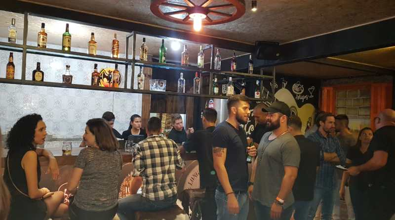 bar sertanejo