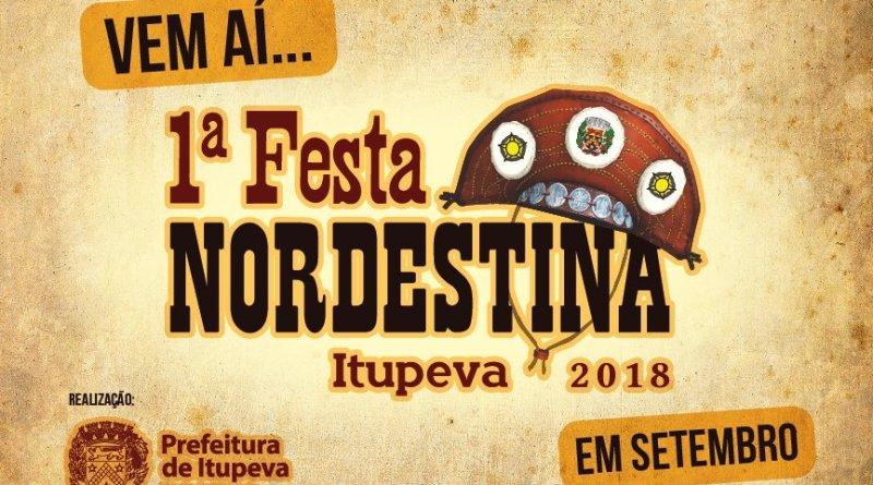 Festa Nordestina terá comidas típicas e várias atrações em Itupeva