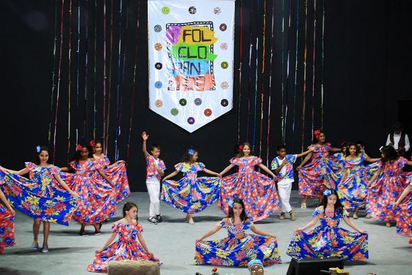 Folclorando acontece neste final de semana em Campo Limpo Paulista com atrações diversas