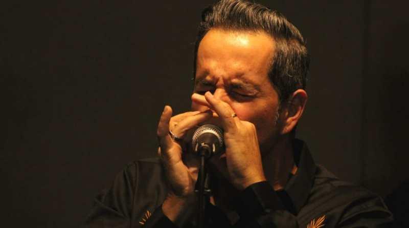"Márcio Maresia apresenta seu novo trabalho, o CD e DVD ""Viva Little Walter"",nesta quinta-feira (09)"