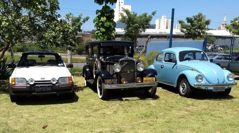 O 36º Encontro Anual de Carros Antigos de Jundiaí será realizado neste domingo (05) no Parque da Uva