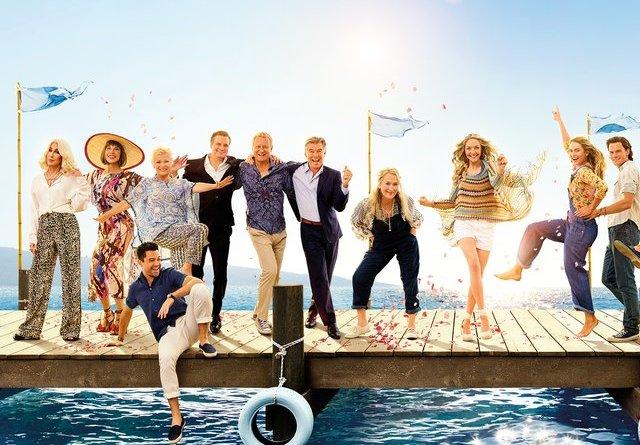 Mamma Mia 2 estreia nos cinemas de Jundiaí