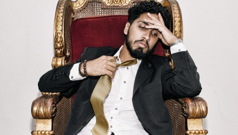 Rapper Rashid é uma das atrações de novembro no Sesc Jundiaí
