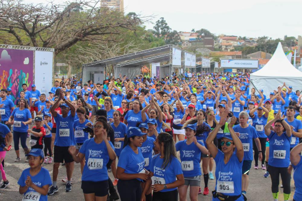 """""""Circuito Eco Ambiental III"""" promove práticas esportivas em Jundiaí"""