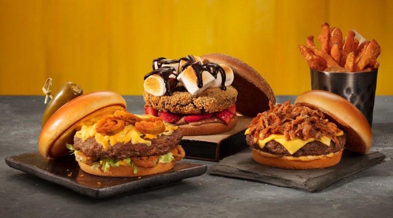 O Outback Steakhouse inovou mais uma vez e surpreenderá seus clientes com oOutback Burger Experience