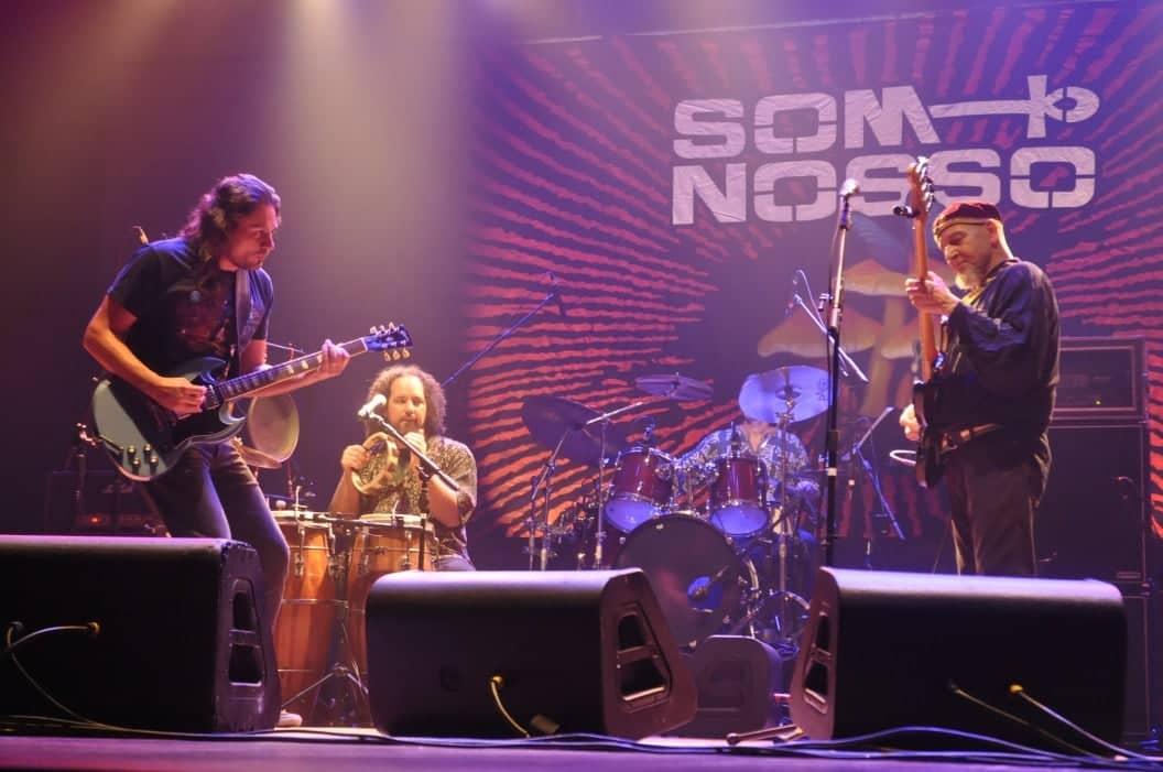 Som Nosso de Cada Dia faz show na Fofinho Rock Bar nesta sexta (14)