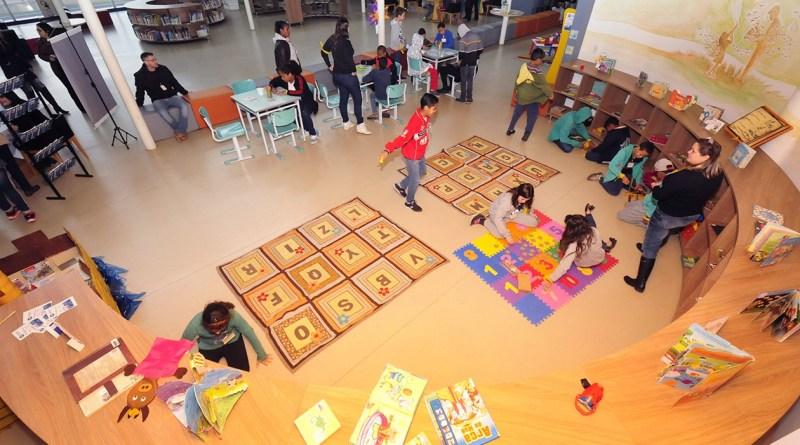 Biblioteca Municipal estreia programação especial de férias