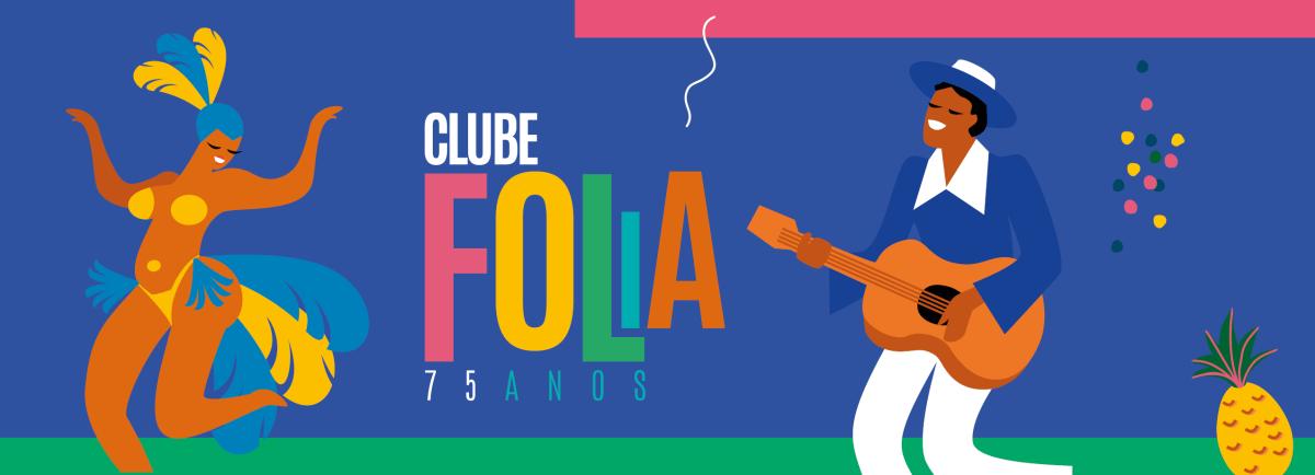 Carnaval: Confira a programação do Clube Jundiaiense Folia 75 anos