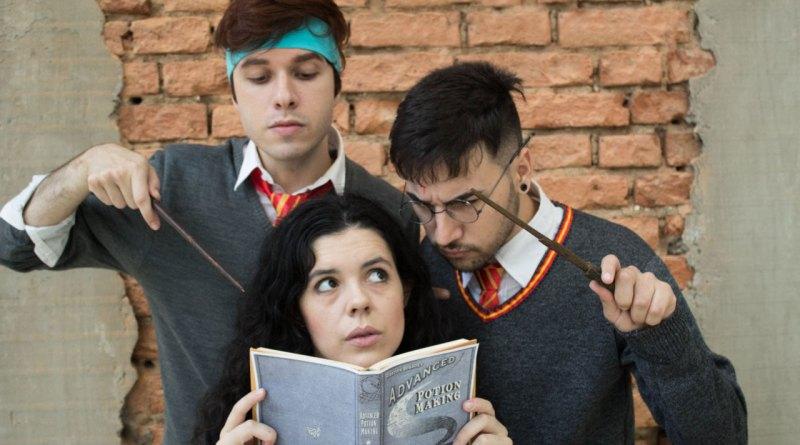 Complexo Fepasa recebe peça sobre Harry Potter