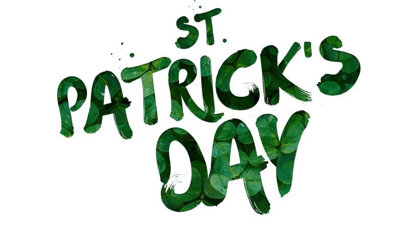 St. Patrick's Day no Programe seu Final de Semana