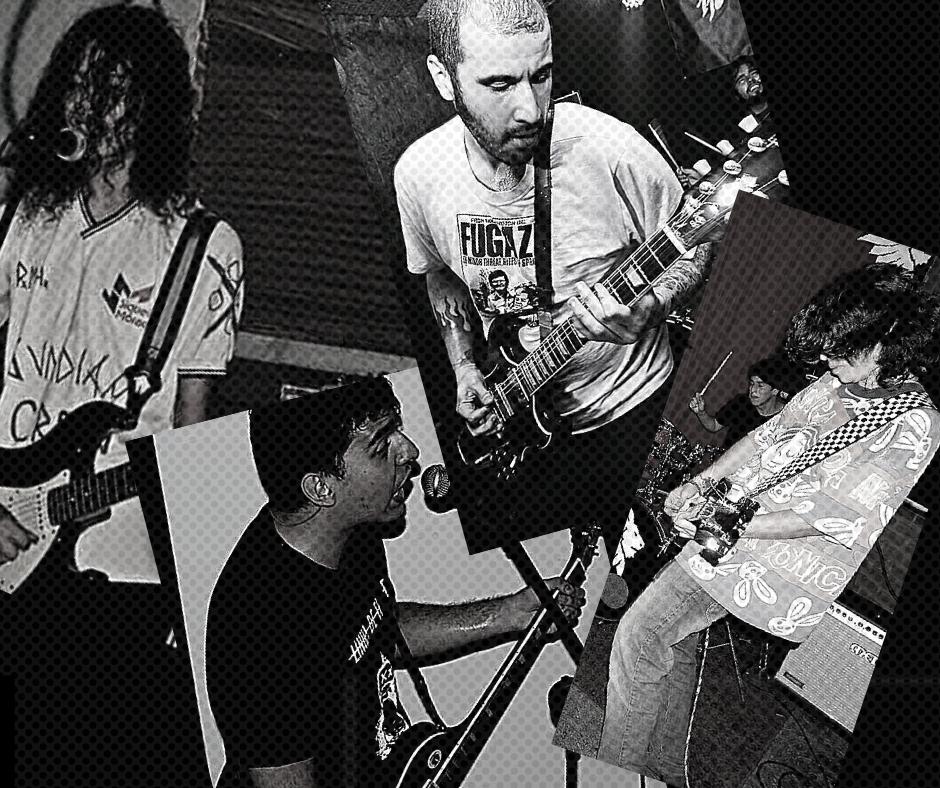 Com 4 bandas, 9ª Matinê Hardcore será neste sábado (20) no Bar do Bilé